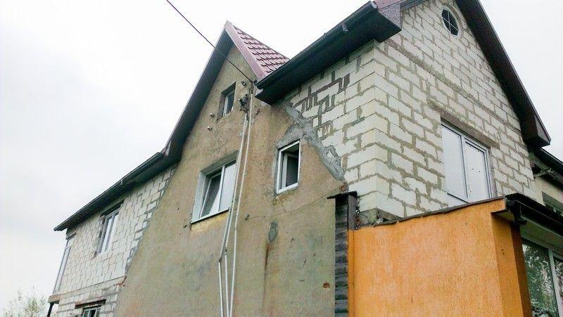ТД Терем Фасадные работы портфолио Калининград Частный дом 3